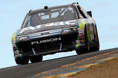 Carl Edwards Photo - Sonoma - Day 1