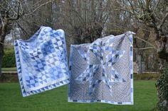 Patchwork chemises recyclées