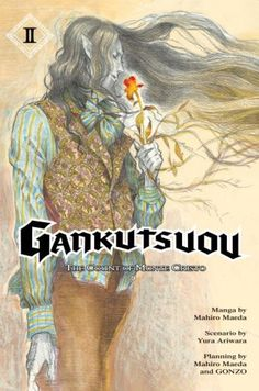 Gankutsuou 2 by Mahiro Maeda,Gankutsuou 2