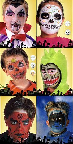 halloween-makeup-ideas-children-cute-fun-scary from: http://www.diy-enthusiasts.com/diy-fashion/halloween-makeup-ideas-men-women-kids/