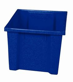 Large Storage Bin (20 Pack) Color: Yellow by ECR4Kids. $162.04. ELR-0722-YE Color: Yellow Features: -Lid not included (sold seperately).-20 Pack. Options: -Colors available: Red, Yellow, Blue, or Clear. Dimensions: -Dimensions: 10.5'' x 13.8'' x 8.25''.