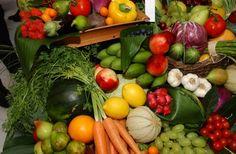 España fue el primer país de la Unión Europea en producción de frutas y el segundo en verduras en 2015