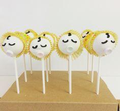 Baby Shower Cake Pops | San Diego Cake Pop Shop