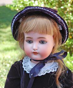 "Kammer Reinhardt Simon Halbig German Bisque Doll 29 5"" | eBay"
