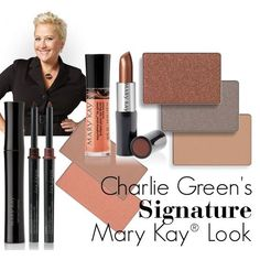 Introducing Mary Kay Global Makeup Artist Charlie Green. Charlie has taken her talents around the world, from London to the Arctic Circle and many places in between.