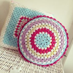 #crochet cushions by sweet_sharna_makes