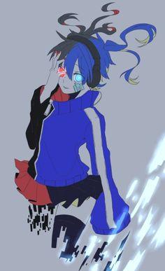 Si no conoces mis Demonios, No los provoques Manga Girl, Manga Anime, Anime Art, Hatsune Miku, Neko Kawaii, Character Inspiration, Character Design, Character Art, Image Manga