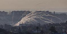 استمرار العملية الاسرائيلية على غزة ونتانياهو يتهم الفلسطينيين بامتلاك صواريخ إيرانية   The Lebanese Forces Official Website