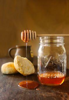 Food Photography #honey