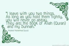 Holy Prophet Muhammad s.a.w