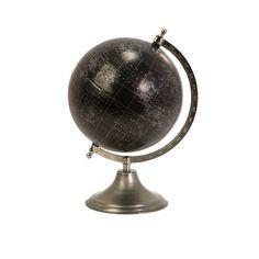 Noir (Black) Globe