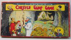 Chester Gump...