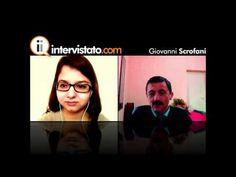 Sintesi in 7 minuti della nostra intervista con Giovanni Scrofani @jovanz74