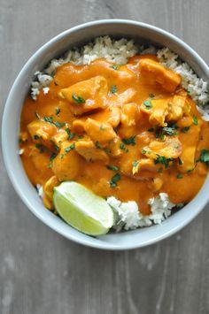 Paleo Pumpkin Curry | Fed+Fit