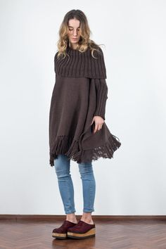 Hey, I found this really awesome Etsy listing at https://www.etsy.com/ru/listing/185515744/cape-poncho-knit-hood-collar-plus-size