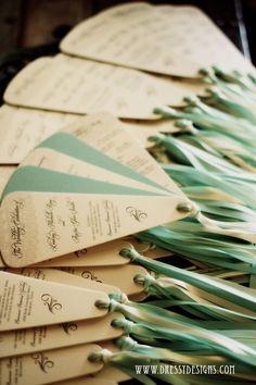 Wedding Programs - dressydesigns' Photos