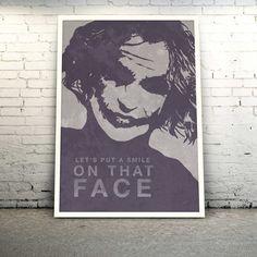The Joker   Heath Ledger!