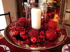 Resultado de imagem para decoração de natal barata e bonita
