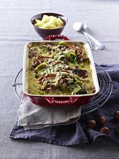 Unser beliebtes Rezept für Überbackene Ofen-Rahmschnitzel und mehr als 55.000 weitere kostenlose Rezepte auf LECKER.de.