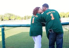 Baseball maternity photo shoot