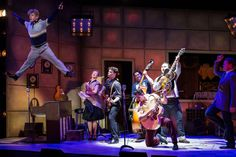 Million Dollar Quartet at the Bristol Hippodrome - Until Dec 3