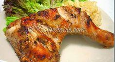 Chicken Pateela Tikka Recipe by Chef Zakir - Recipes Table