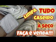LIMPA TUDO A SECO - ÓTIMO PARA TIRAR GRAXA!!! VEJA ESSA RECEITA MARAVILHOSA - YouTube