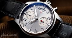 IWC  Pilots Watch Spitfire Chronograph JU AIR / Ref.IW387809