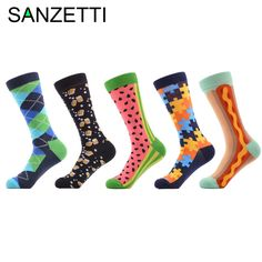 Men's Socks Aspiring New Arrival Mens Funny Socks Thermal Combed Cotton Chinese Characters Socks White Black Gray Male Crew Casual Sock Gift For Men Latest Fashion