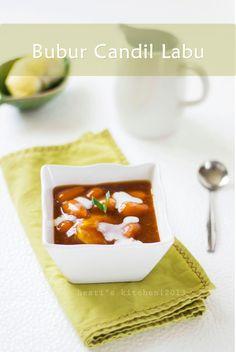 HESTI'S KITCHEN : yummy for your tummy: Bubur Candil Labu