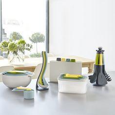 Zestaw przyborów kuchennych Utensils Opal | Bonami Joseph Kitchen, Kitchen Utensil Set, Joseph Joseph, Kitchen Worktop, Work Surface, Kitchen Tools, Floor Chair, Kitchenware, Utensils