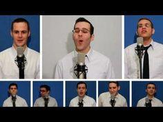 The Maccabeats - Candlelight - Hanukkah kids love this!