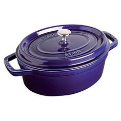 French Oven - Oval - 4.2 L - Dark Blue