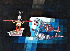 Kindergarten Paul Klee, Sinbad the Sailor, 1928