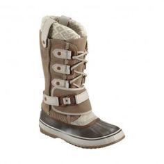 Zojuist Sorel Women Joan Of Arctic Premium Brown-Schoenmaat 40 gekocht: