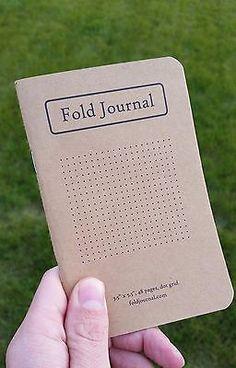 5 Pack of 48 Page Dot Grid Pocket Bullet Journals
