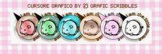 I am the little mouse!!! Cursore grafico Free | Grafic Scribbles