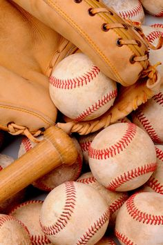 Check out Baseballs Bat and Glove by Steve Cukrov Photography on Creative Market