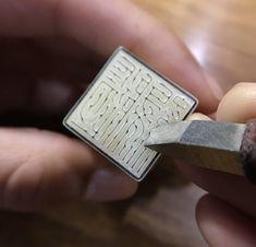 Китайские резные печати