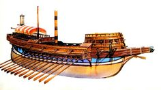 A floating fortress, the galleass was the ultimate and unwieldy result of an effort to combine both oars and broadside, taxing hum. Remo, Battle Of Lepanto, Spanish Armada, Renaissance, Wooden Ship, Boat Building, Tall Ships, Battleship, Military History