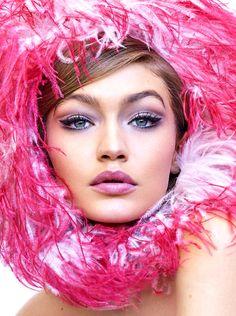 Gigi Hadid by Marian