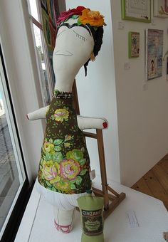 Floda by Fat Hen and Flo, via Flickr
