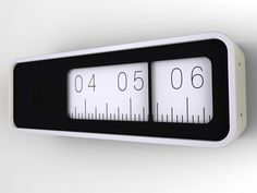 Linear Clock. This is supposed to be better for kids to understand length of time.