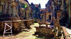 #Banteay Samré is a temple at #Angkor, #Cambodia located east of the East Baray