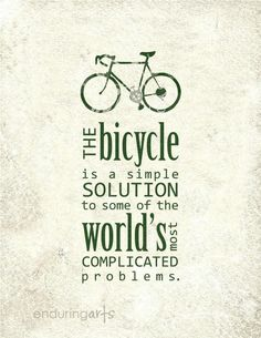 if only more people were aware (via Cool bikes and cool people / - Pinterest)