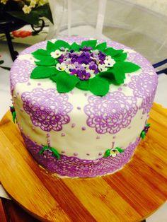 Violets divine