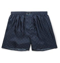 Derek Rose's silk boxer shorts