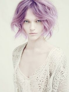 Pastell violet