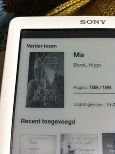 16/2016. Wat schrijft Hugo Borst liefdevol over zijn moeder.