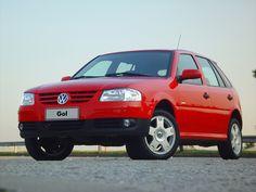 Volkswagen Gol - Quarta geração (2005). Confira notícias sobre o mundo automotivo: https://www.consorciodeautomoveis.com.br/informacoes-consorcio-automoveis?utm_source=Pinterest